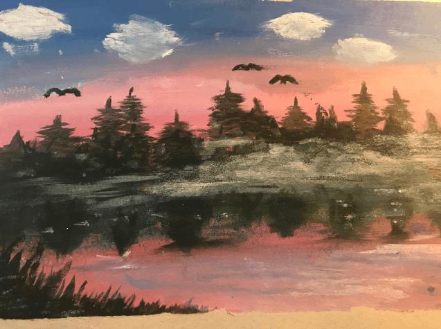 Landschaften, die zum Träumen einladen