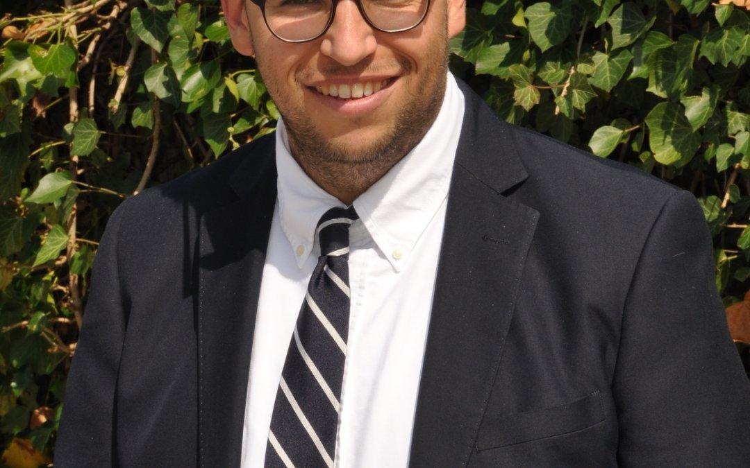 Simon Tewes ist neuer Schulleiter